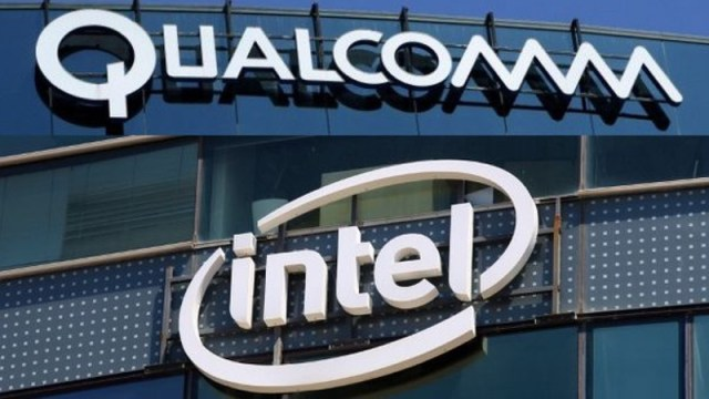 Intel estaría a punto de comprar Qualcomm