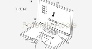Según esta patente, Apple quiere deshacerse del teclado en sus MacBook