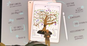 Apple lanza un nuevo iPad de 9,7 pulgadas con Apple Pencil