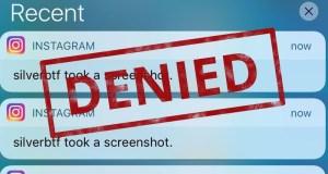 Instagram no avisará si haces capturas de pantalla a una historia