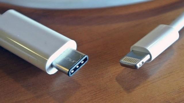 Los iPhone de 2019 vendrían con la conexión USB-C