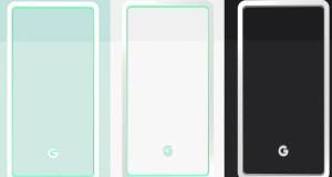 Google revela los colores del Pixel 3: menta, blanco y negro