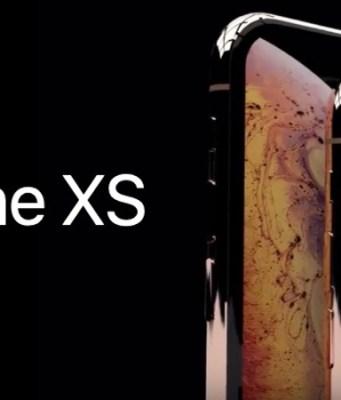 El nuevo iPhone XS hace acto de presencia en formato vídeo