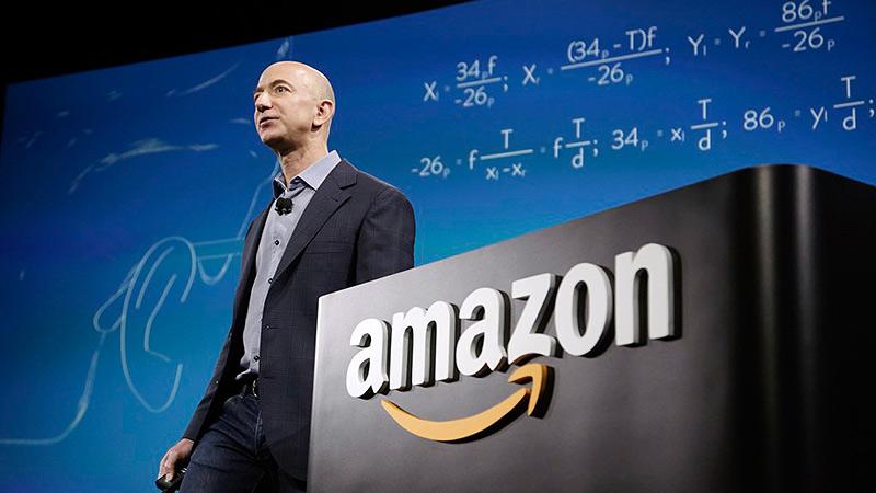 Amazon es la segunda compañía de la historia en llegar al trillón de dólares de valor en cuota de mercado