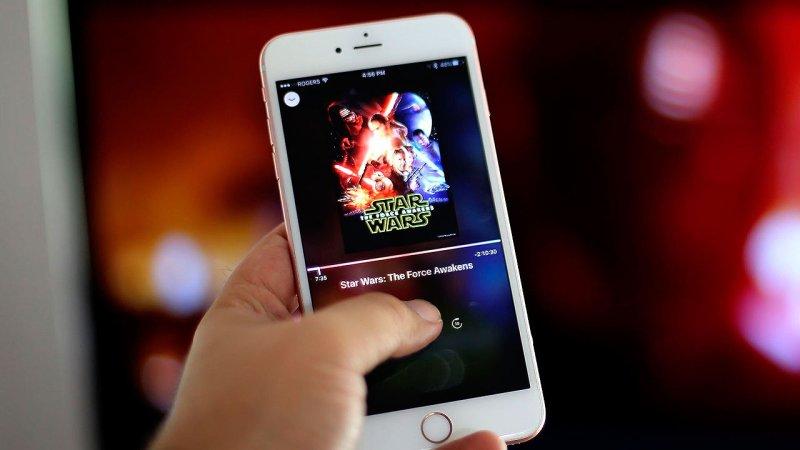 Usa tu iPhone como control remoto del Apple TV