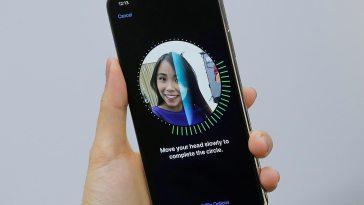 Usa el Face ID de tu iPhone y accede a la homescreen sin deslizar el dedo