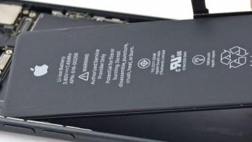 Apple reparará los iPhone aunque incluyan baterías de terceros