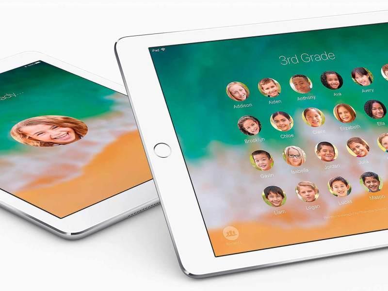 Cuentas compartidas pero no hay modo multisuario en el iPad