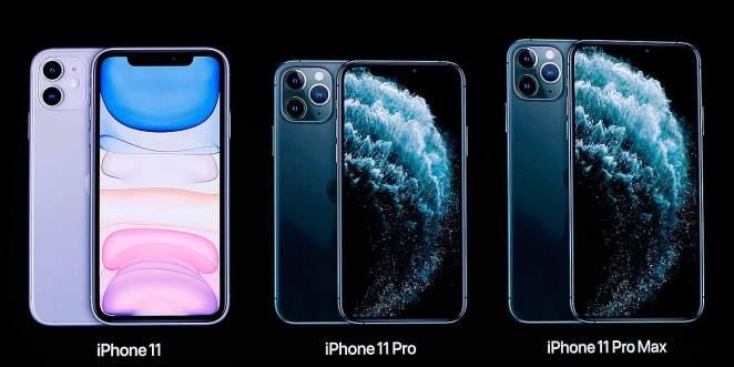 Memoria RAM del iPhone 11 y iPhone 11 Pro