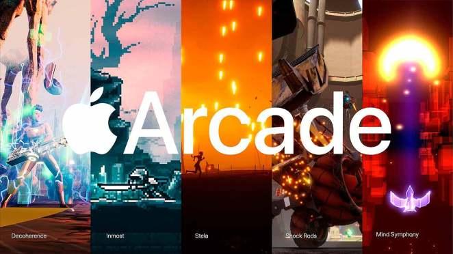 Apple Arcade y su pago mensual