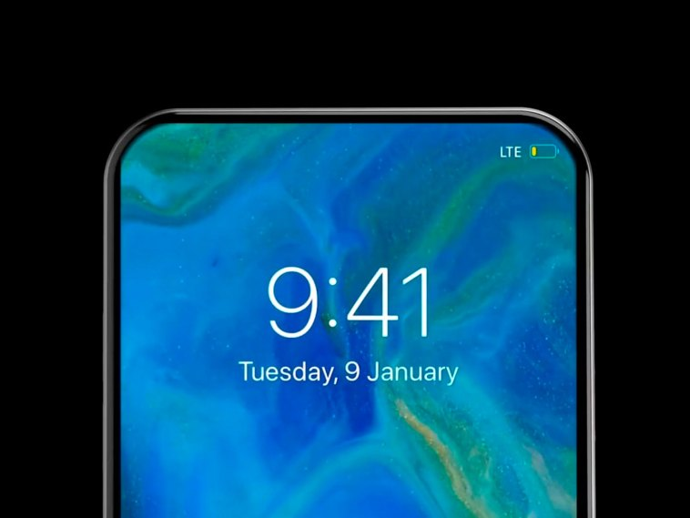 iPhone 12 sin notch y con touch ID