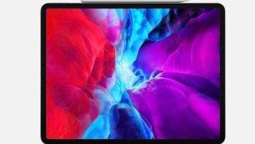Un nuevo iPad Pro con chip A14X, 5G y panel mini-LED se lanzaría en 2021