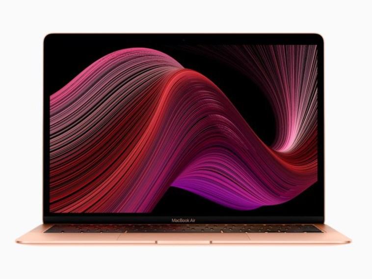 El MacBook Air 2020 es un 76% más rápido que los modelos de 2018-2019