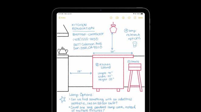 Así es el Scribble para iPadOS 14