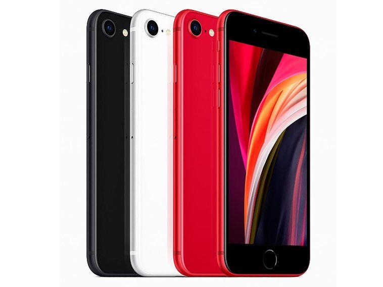 Pantalla pequeña o normal para el iPhone SE 2020