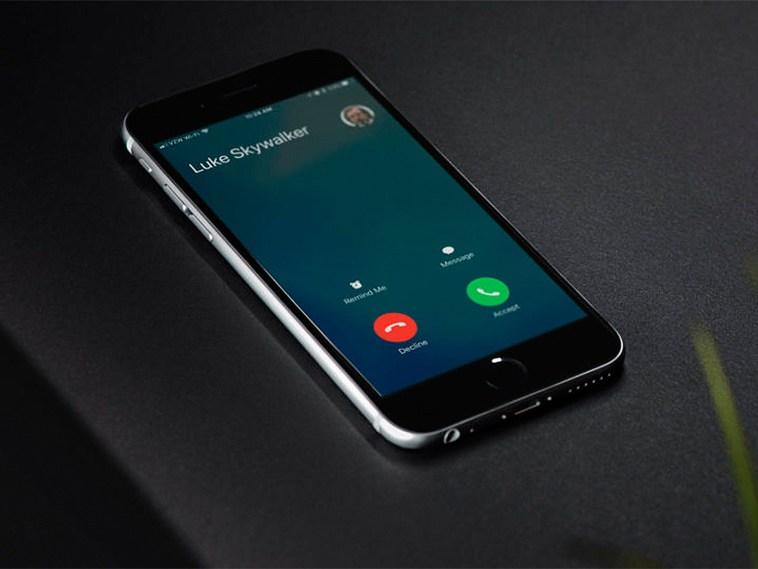 Así anuncia Siri las llamadas entrantes en voz alta