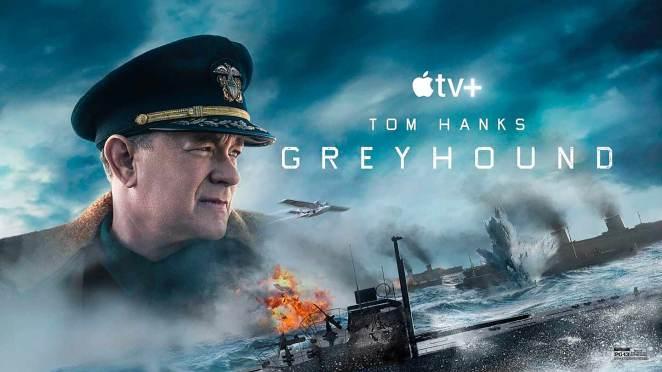 Greyhound mejor estreno que en el propio cine