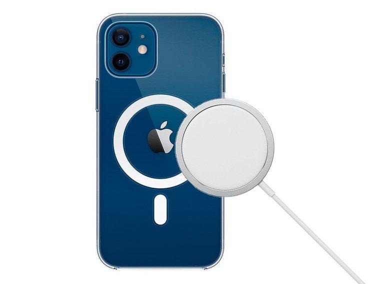 Los iPhone 12 tienen carga bilateral inactiva (por el momento) para unos futuros AirPods con MagSafe