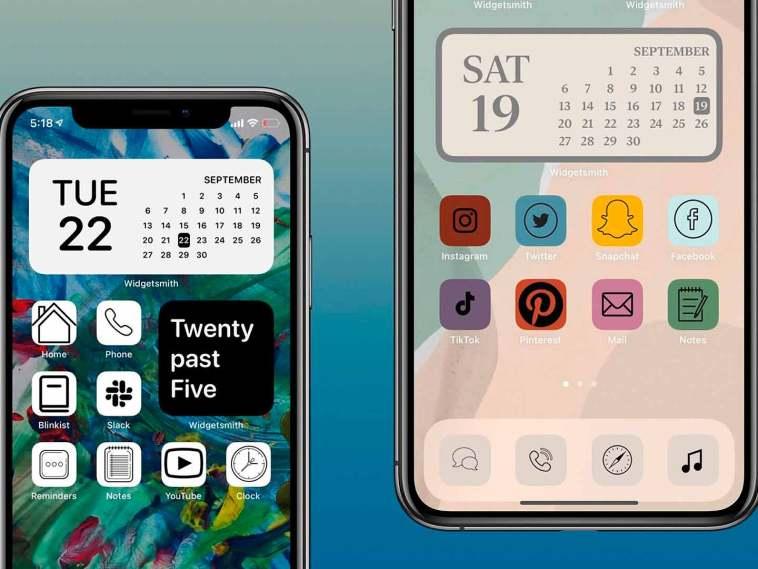 Merece la pena cambiar los iconos en iOS 14 y sacrificar su estética de siempre