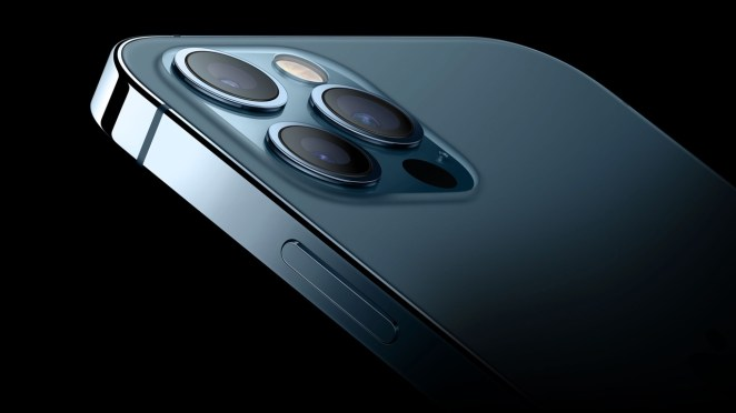 Diseño iPhone 12 Pro