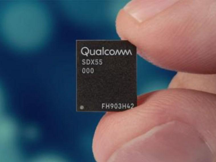Los iPhone 12 usan el módem 5G X55 de Qualcomm