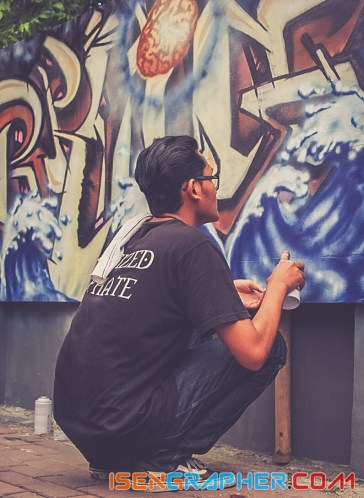 lomba mural dan street painting