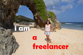 Freelancer Blogger Web Publisher