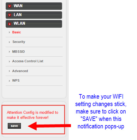 Change Wifi Name and Password PLDT