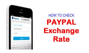 Paypal Exchange Rate Calculator