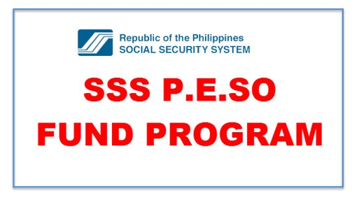 SSS PESO FUND PROGRAM REQUIREMENTS and DETAILS
