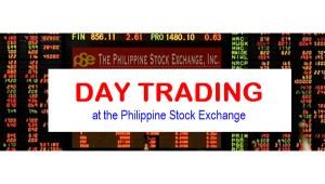 Philippine Stock Market Day Trader