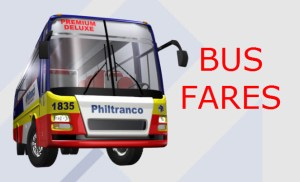 Philtranco Bus Fares