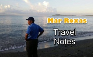 Mar Roxas Travel Blogging