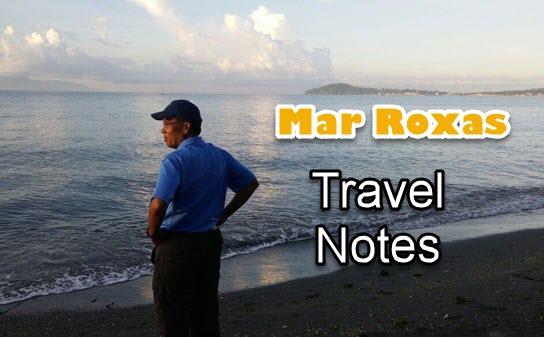 Mar Roxas Travel Blogger Day Journey