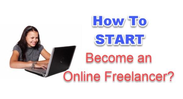 How to start in online job