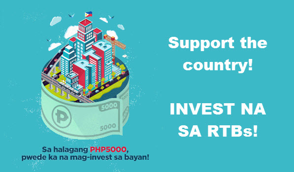 RTB Philippines 2016 – Invest in Government Bonds