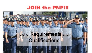 How to Join the Philippine National Police – Requirements and Qualifications