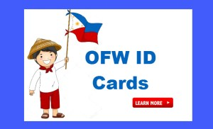 OFW ID Card Benefits Apply