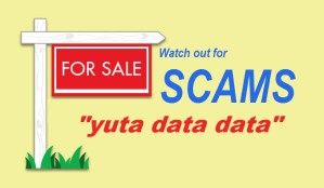 yuta data data scams