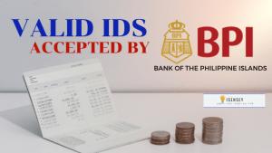valid ids BPI
