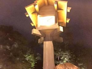 伊勢神宮外宮の灯篭
