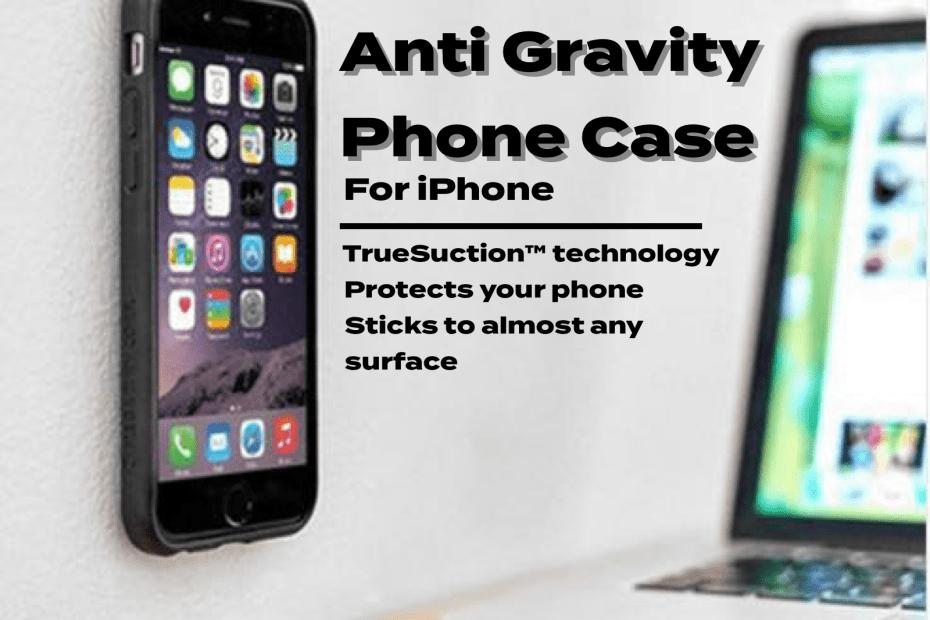 The Anti Gravity Phone Case
