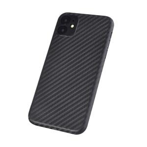 Black Carbon Fiber iPhone Case
