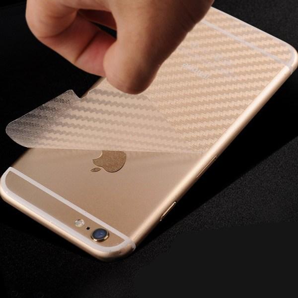 iPhone Carbon Fiber Skin