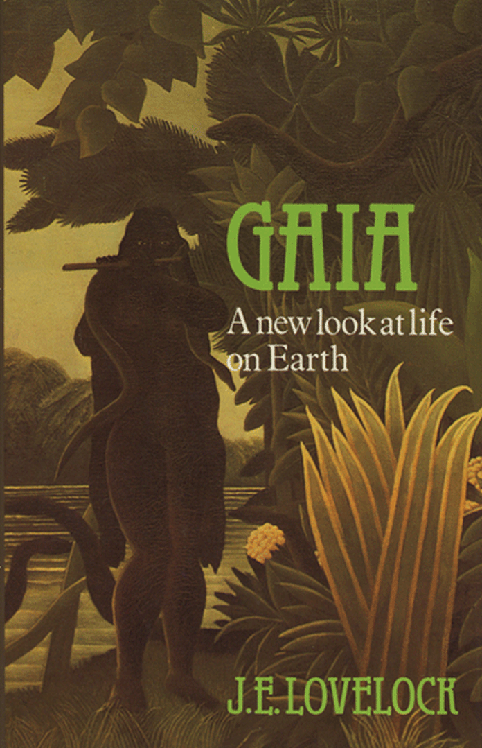 Gaia - A new look at life on Earth by James Lovelock