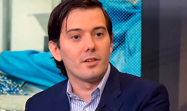 Martin Shkreli is a hedge fund manager and entrepreneur with an estimated net worth of $100 Million.