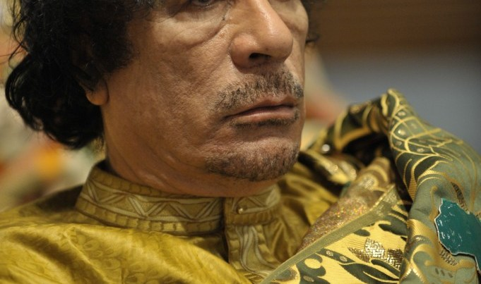 Muammar Gaddafi's current Net Worth