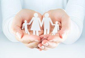 Tag vare på familien m. Familieopstilling