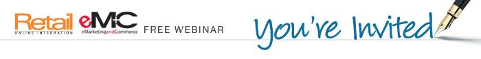 Retial Online Integration Free Webinar