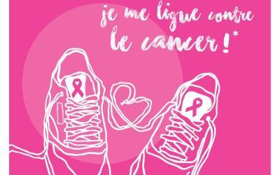 Je me ligue contre le cancer !  Dimanche 4 octobre 2020